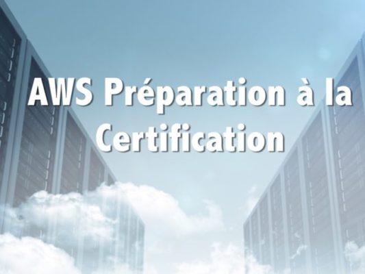 Préparation certification AWS Solutions Architect Associate
