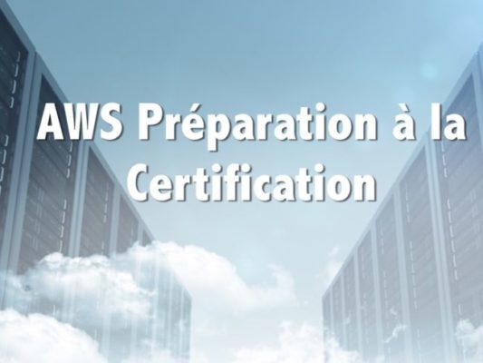 Préparation certification AWS Solutions Architect Associate